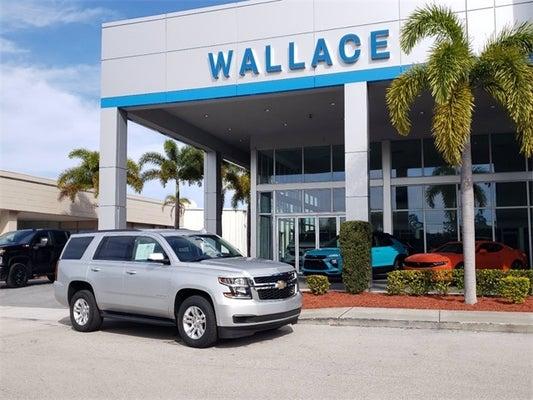 2019 Chevrolet Tahoe Lt In Stuart Fl West Palm Beach Chevrolet Tahoe Wallace Hyundai