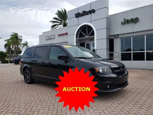 2018 Dodge Grand Caravan Gt In Stuart Fl West Palm Beach Dodge Grand Caravan Wallace Hyundai